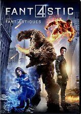 NEW DVD  - FANTASTIC FOUR - Miles Teller, Michael B. Jordan, Kate Mara, Jamie Be