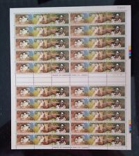 1980 Norfolk Island Christmas 1980 FULL SHEET MINT CONDITION