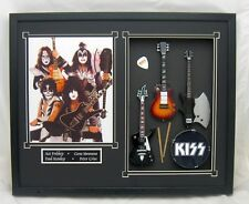 KISS Shadowbox Gene Simmons, Ace Frehley, Paul Stanley, Peter Criss
