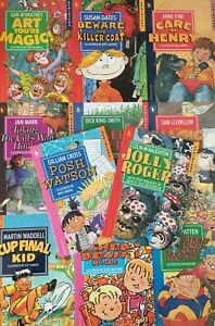 Walker Sprinters Book Set Bundle x 11 Early Reader Book Stories -Various Authors