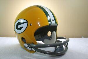 GREEN BAY PACKERS Custom Game Style TK5 Vintage Football Helmet Jim Taylor