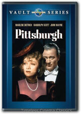 Pittsburgh DVD New Marlene Dietrich John Wayne Randolph Scott