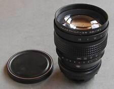 Kaleinar-3 2.8/150mm Arsenal lens for ARRI Red One Arriflex PL movie camera MINT