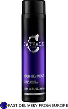 TIGI Catwalk Your Highness Elevating Shampoo 300 ml For Fine & Lifeless Hair