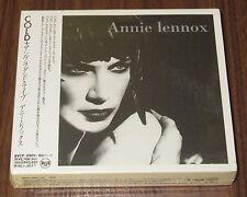 sealed! ANNIE LENNOX Japan PROMO box set LIMITED EDITION 3x CD single EURYTHMICS