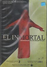 DVD - El Inmortal NEW Documental De Mercedes Moncada FAST SHIPPING !