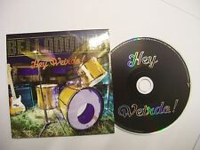 BELLADONNA Hey Weirdo! – 2008 UK CD PROMO Card Sleeve – Alt Rock