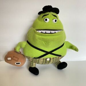 Mucinex Mr. Mucus Plush