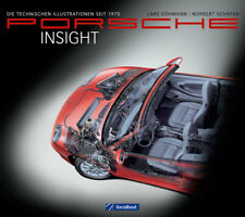 Porsche Insight - technische Illustrationen (911 935 924 944 968 928) Buch book