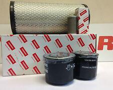 Yanmar Filter Kit VIO70 VIO75 B7-5 Sigma