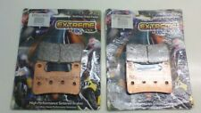 ebc extreme pro sintered brake pads 2 sets for 04-07 gsxr 600 750 1000 EPFA379HH