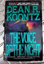 The Voice of the Night by Brian Coffey and Dean Koontz (1991, Paperback)