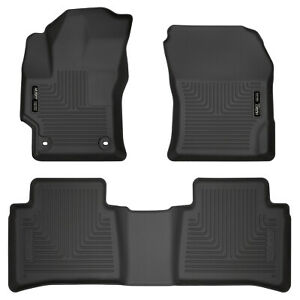 Husky WeatherBeater for 2020 Toyota Corolla Front / Rear Floor Liner 95751