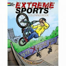 Extreme Sports Coloring Book (Dover Coloring Books) by Roytman, Arkady