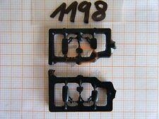 30x ALBEDO Ersatzteil Ladegut Zubehör Volvo FH16 Spiegel Spritzling 1:87 - 1198