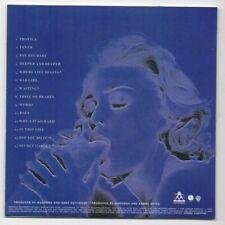 MADONNA : EROTICA ♦  Limited Edition Album 14-TK ♦ FEVER, SECRET GARDEN