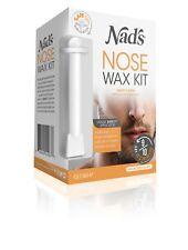 Nose Painless Hair Removal Kit Natural Nostril Safe Waxing Nasal Beeswax Formula