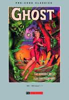 Ghost Comics Vol 1 Golden Age Pre Code Classic Horror HC PS Artbooks 2016