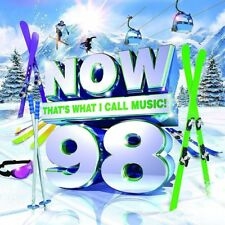 Now That's What I Call Music 98 - Various Artists CD Album (2017) NEW & SEALED