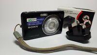 Sony Cyber-shot DSC-W310 28mm Wide 4x Zoom 12.1MP Superb Digital Camera