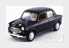 Fiat 1100/103 E Carabinieri Serv.Ufficiali 1953 Black RIO 1:43 RIO4544