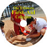 13 Books on CD – Ultimate First Aid Collection, Medicine Medical Help Survival