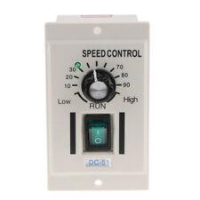 Motorregler Geschwindigkeitsregler Drehzahlregler AC 220V DC 0-180V 0-400W Parts