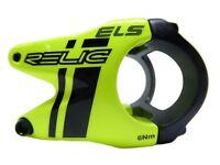 Relic ELS Stem Mountain Bike Extreme Lightweight Aluminium 35mm Ext 31.8mm