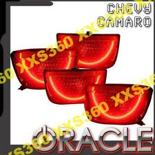 ORACLE Halo TAIL LIGHTS Chevrolet Camaro Non RS 10-13 RED LED Afterburner 1.0