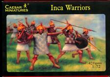 Caesar Miniatures 1/72 INCA WARRIORS Figure Set