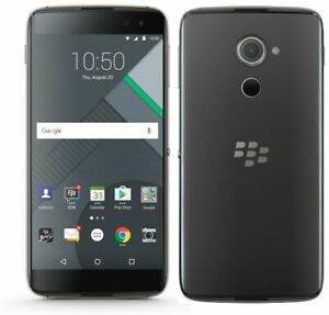 BlackBerry DTEK60 32GB BBA100-2 Earth Silver Android Factory Unlocked 4G GSM