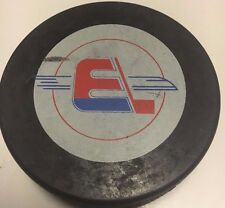 1986-88 Fredericton Express Game Used Hockey Puck AHL