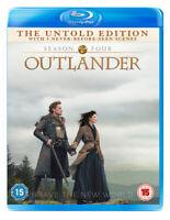 Outlander: Season Four Blu-ray (2019) Caitriona Balfe cert 15 5 discs ***NEW***