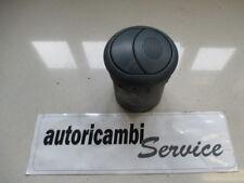 FIAT DOBLO 1.9 DIESEL 5M 46KW (2001) RICAMBIO BOCCHETTA AERAZIONE CRUSCOTTO 2252
