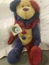 "New listing Boyds Bears *Mr. Bojingles* 14"" Plush Bear #91264, Vintage 2000, Mint"