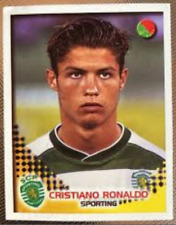 Cristiano Ronaldo - stickers and cards HUGE COLLECTION - choose from list
