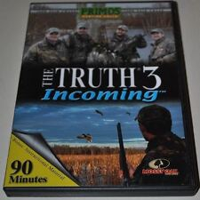 Duck & Goose Hunting Dvd, Primos, The Truth 3 Incoming .