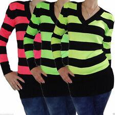 Damen Long Pullover Pulli Minikleid Strick Langarm Schnäpchen 36-40