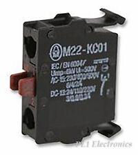 EATON MOELLER   M22-KC01   CONTACT BLOCK, REAR, 1NC