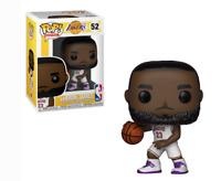 Funko POP! NBA Lakers - Lebron James (White Lakers Uniform) - IN STOCK!