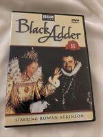 Black Adder II (DVD, 2001) Rowan Atkinson WORLD SHIP AVAIL