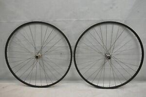 Dura-Ace 700c Road Wheel Set & Hub Tubular Gray OLW126/100 14mm 32S PV Charity!!