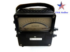 Weston Electrical Instruments, model 422, 19174, kilowatts meter