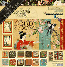 Graphic 45 Bird Song Deluxe Collectors Edition 12 x 12""