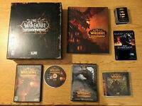 World of Warcraft: Cataclysm Collector's Edition - Keys are used