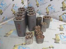 CORNELL DUBILIER MALLORY AND JARD VARIOUS ASSORTMENT OF CAPACITORS LOT OF 18