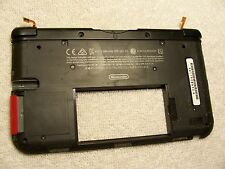 Nintendo 3DS XL Part Bottom inside Battery Plate R&L Flex Cable Red Smash Bro's