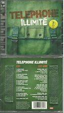 TELEPHONE : LE MEILLEUR DE TELEPHONE ( 2 CD - NEUF EMBALLE )CENDRILLON LES INSUS