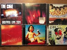 The Cure [6 CD Alben] Pornography+ Japanes Whispers + Live 2011 + Kiss Me + 4:13