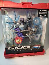 GI Joe SIGMA 6 Samurai Snake Eyes Action Figure Hasbro MOC MIB RARE